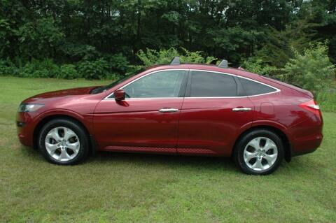 2010 Honda Accord Crosstour for sale at Bruce H Richardson Auto Sales in Windham NH