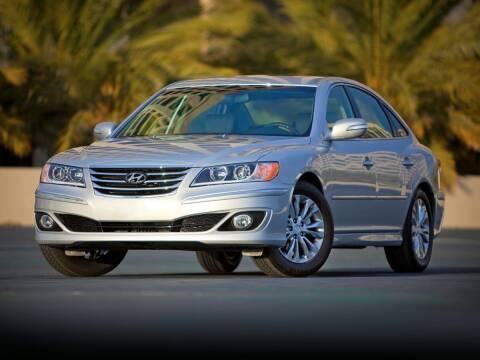 2011 Hyundai Azera for sale at Harrison Imports in Sandy UT
