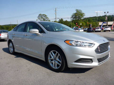 2016 Ford Fusion for sale at Viles Automotive in Knoxville TN