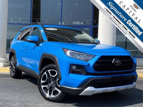 2020 Toyota RAV4 for sale at Capital Cadillac of Atlanta in Smyrna GA