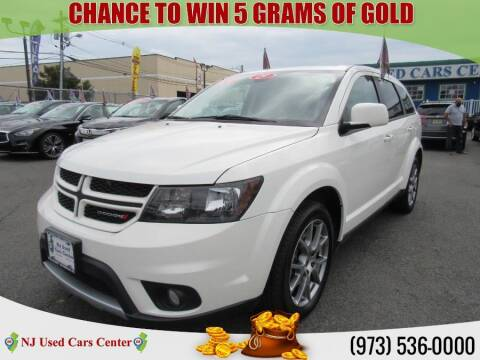 2019 Dodge Journey for sale at New Jersey Used Cars Center in Irvington NJ