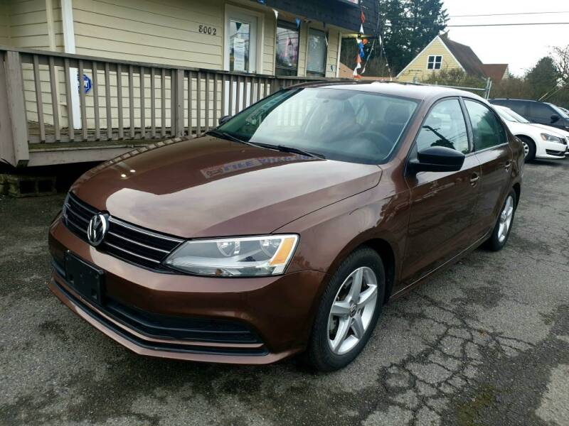 2016 Volkswagen Jetta for sale at Life Auto Sales in Tacoma WA