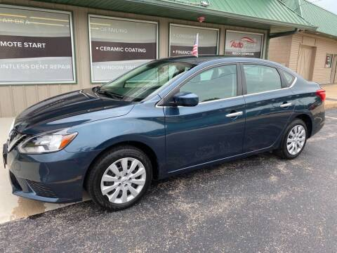 2017 Nissan Sentra for sale at AutoSmart in Oswego IL
