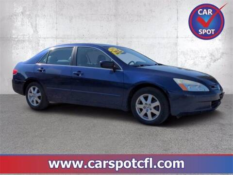 2005 Honda Accord for sale at Car Spot Of Central Florida in Melbourne FL