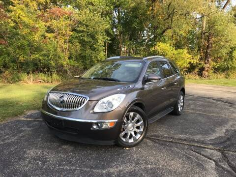 2010 Buick Enclave for sale at A & R Auto Sale in Sterling Heights MI
