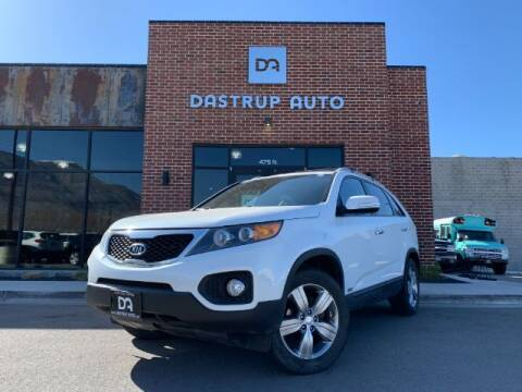 2013 Kia Sorento for sale at Dastrup Auto in Lindon UT