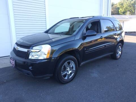 2008 Chevrolet Equinox for sale at Walts Auto Sales in Southwick MA