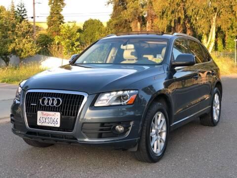 2009 Audi Q5 for sale at ZaZa Motors in San Leandro CA