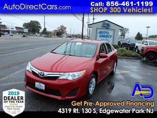 2014 Toyota Camry for sale at Auto Direct Trucks.com in Edgewater Park NJ