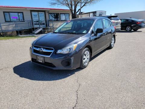 2014 Subaru Impreza for sale at Revolution Auto Group in Idaho Falls ID