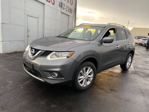 2016 Nissan Rogue for sale at Fine Auto Sales in Cudahy WI