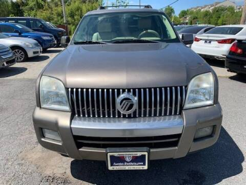 2006 Mercury Mountaineer for sale at Fuentes Brothers Auto Sales in Jessup MD