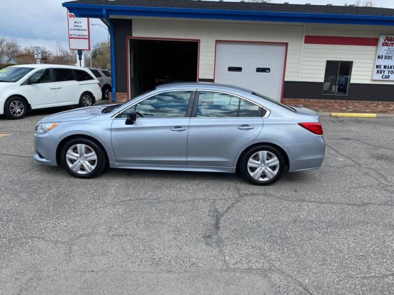 2017 Subaru Legacy for sale at Auto Outlet in Billings MT