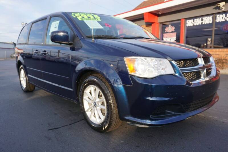 2013 Dodge Grand Caravan for sale at Premium Motors in Louisville KY