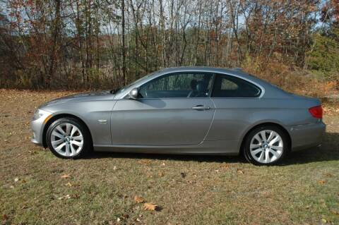 2013 BMW 3 Series for sale at Bruce H Richardson Auto Sales in Windham NH