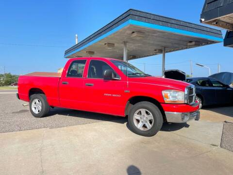 2006 Dodge Ram Pickup 1500 for sale at Shelby's Automotive in Oklahoma City OK