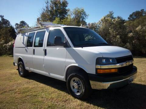 2016 Chevrolet 3500 Express Access Cargo Van for sale at Venture Auto Sales Inc in Augusta GA