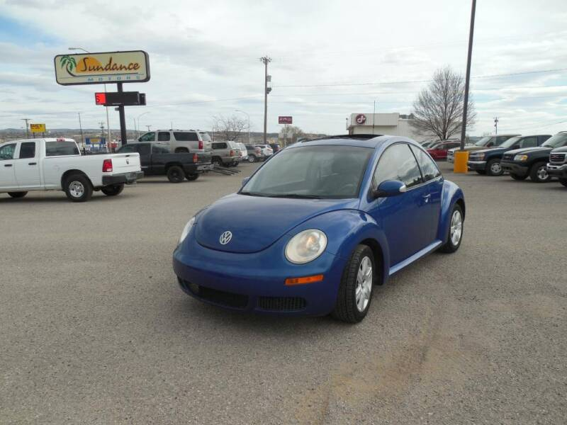 2007 Volkswagen New Beetle for sale at Sundance Motors in Gallup NM