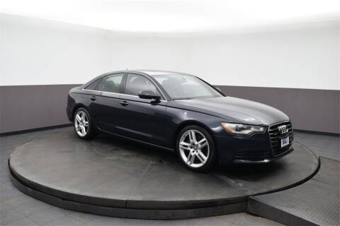 2014 Audi A6 for sale at M & I Imports in Highland Park IL