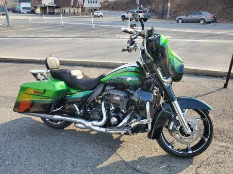 2011 Harley Davidson  Flhxse2 for sale at Mulligan's Auto Exchange LLC in Paxinos PA