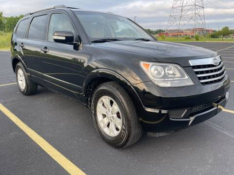 2009 Kia Borrego for sale at Quality Motors Inc in Indianapolis IN