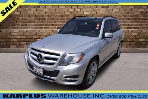 2013 Mercedes-Benz GLK for sale at Karplus Warehouse in Pacoima CA