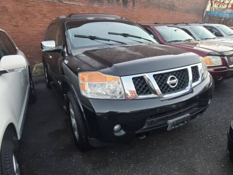 2008 Nissan Armada for sale at Rockland Auto Sales in Philadelphia PA