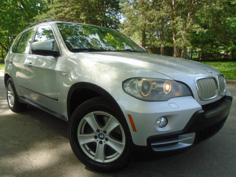 2007 BMW X5 for sale at Sunshine Auto Sales in Kansas City MO