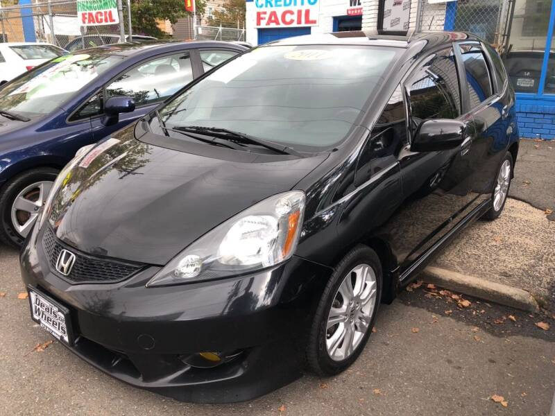 2011 Honda Fit for sale at DEALS ON WHEELS in Newark NJ