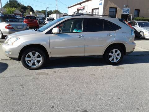 2008 Lexus RX 350 for sale at Nelsons Auto Specialists in New Bedford MA