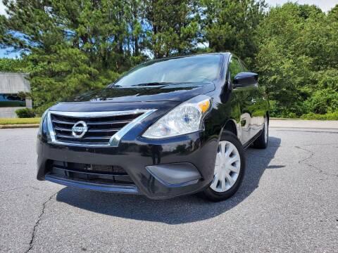 2017 Nissan Versa for sale at MBM Rider LLC in Alpharetta GA
