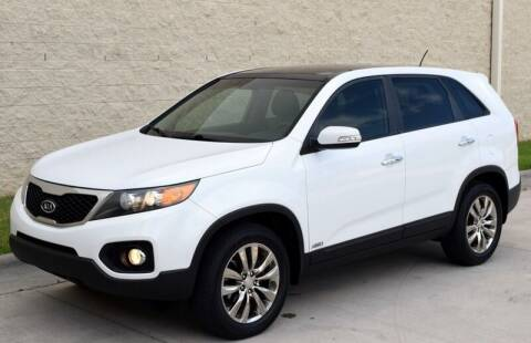 2011 Kia Sorento for sale at Raleigh Auto Inc. in Raleigh NC