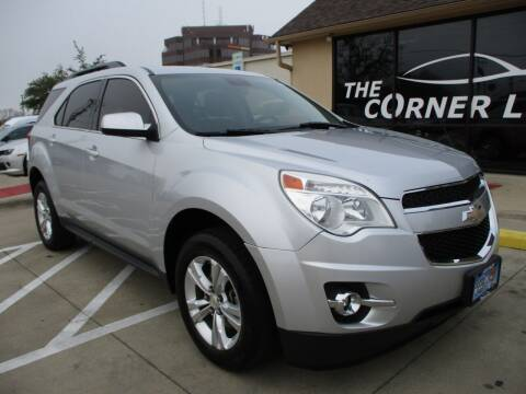 2015 Chevrolet Equinox for sale at Cornerlot.net in Bryan TX
