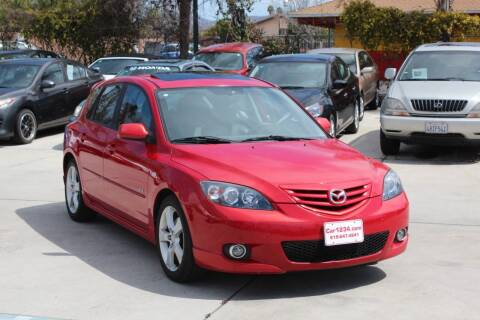2004 Mazda MAZDA3 for sale at Car 1234 inc in El Cajon CA