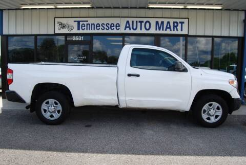 2014 Toyota Tundra for sale at Tennessee Auto Mart Columbia in Columbia TN