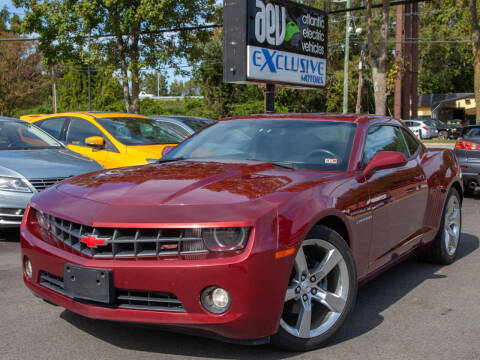 2011 Chevrolet Camaro for sale at EXCLUSIVE MOTORS in Virginia Beach VA