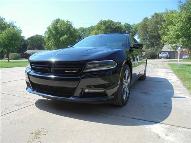2016 Dodge Charger for sale at Euro-Tech Saab in Wichita KS