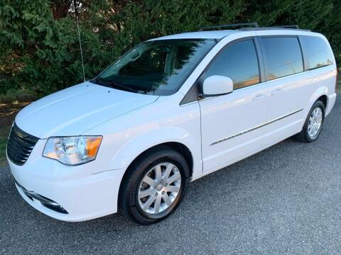 2015 Chrysler Town and Country for sale at 268 Auto Sales in Dobson NC