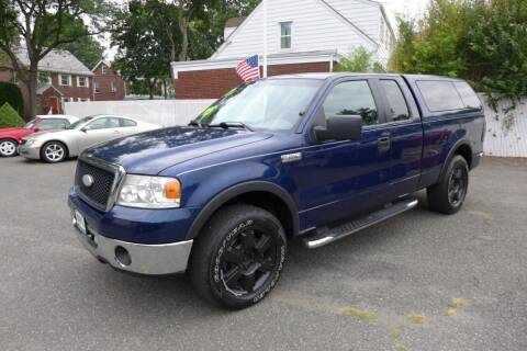 2007 Ford F-150 for sale at FBN Auto Sales & Service in Highland Park NJ