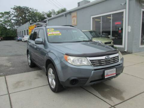2010 Subaru Forester for sale at Omega Auto & Truck Center, Inc. in Salem MA