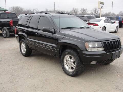 2000 Jeep Grand Cherokee for sale at Frieling Auto Sales in Manhattan KS