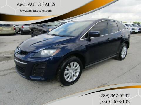 2010 Mazda CX-7 for sale at AML AUTO SALES - Sedans/SUV's in Opa-Locka FL