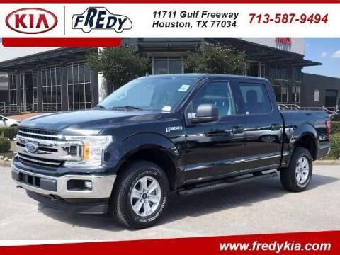 2020 Ford F-150 for sale at FREDY KIA USED CARS in Houston TX