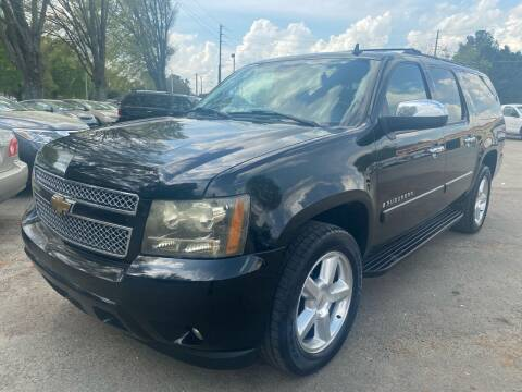 2008 Chevrolet Suburban for sale at Atlantic Auto Sales in Garner NC