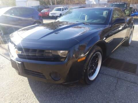 2012 Chevrolet Camaro for sale at AMA Auto Sales LLC in Ringwood NJ