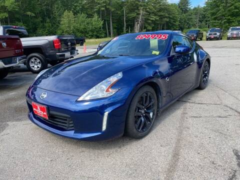 2016 Nissan 370Z for sale at AutoMile Motors in Saco ME
