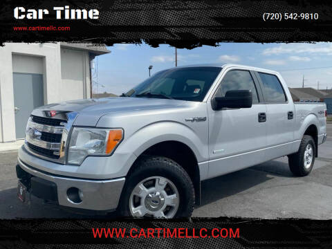 2014 Ford F-150 for sale at Car Time in Denver CO