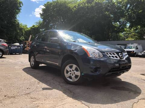 2013 Nissan Rogue for sale at Affordable Cars in Kingston NY