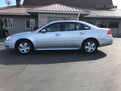 2009 Chevrolet Impala for sale at Motors Inc in Mason MI