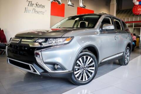 2020 Mitsubishi Outlander for sale at Quality Auto Center of Springfield in Springfield NJ